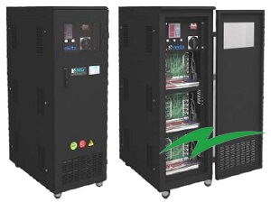 Stabilizator tensiune static Electropower EP-STK-30kVA-(24000W)-400V